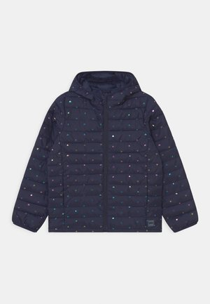 GIRL PUFFER - Winter jacket - navy