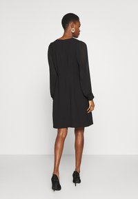 J.CREW TALL - FOGGIA DRESS - Freizeitkleid - black - 2
