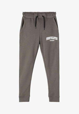 Spodnie treningowe - dark grey melange