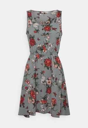 ONLNOVA SARA DRESS - Kjole - balsam green