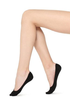 LOW-CUT-FÜSSLINGE - Trainer socks - nero
