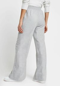 River Island - Tracksuit bottoms - grey - 2