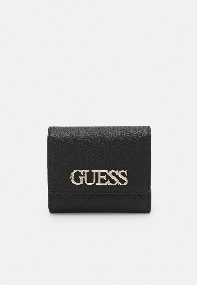 Guess - UPTOWN CHIC SMALL TRIFOLD - Peněženka - black