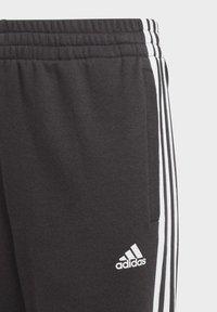 adidas Performance - TRACKSUIT - Trainingsanzug - black - 6