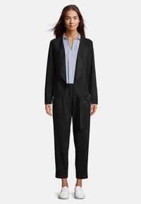 Betty & Co - Faux leather jacket - schwarz - 1