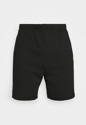 Tracksuit bottoms - noir/blanc
