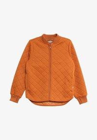 Wheat - LOUI - Winter jacket - terracotta - 1