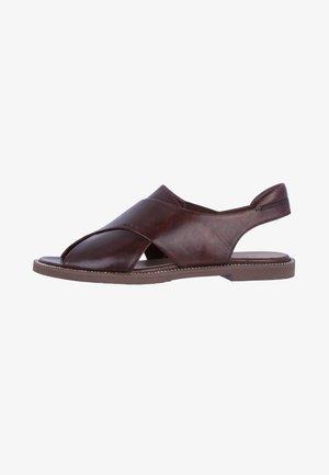 Sandales - dark brown