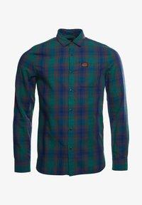 Superdry - WORKWEAR LITE - Shirt - notch green check - 3