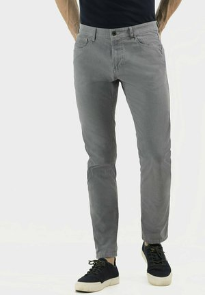 REGULAR FIT  - Trousers - cloudy grey
