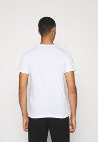 Emporio Armani - Print T-shirt - bianco - 2