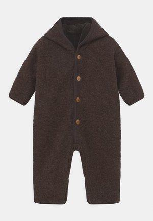 POOH SUIT UNISEX - Jumpsuit - dark brown