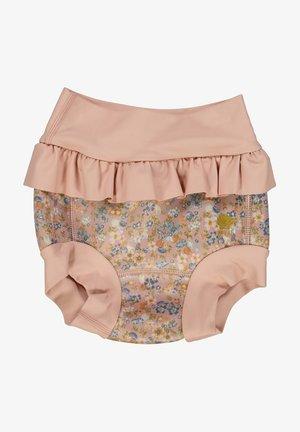 Bikini bottoms - flowers and seashells