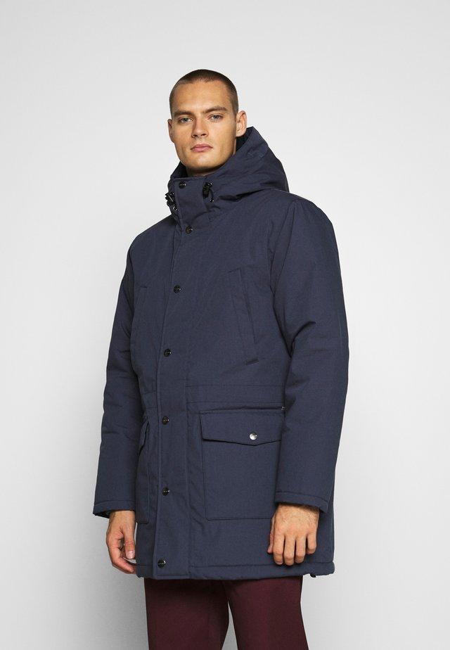 TROPPER - Winter coat - blue