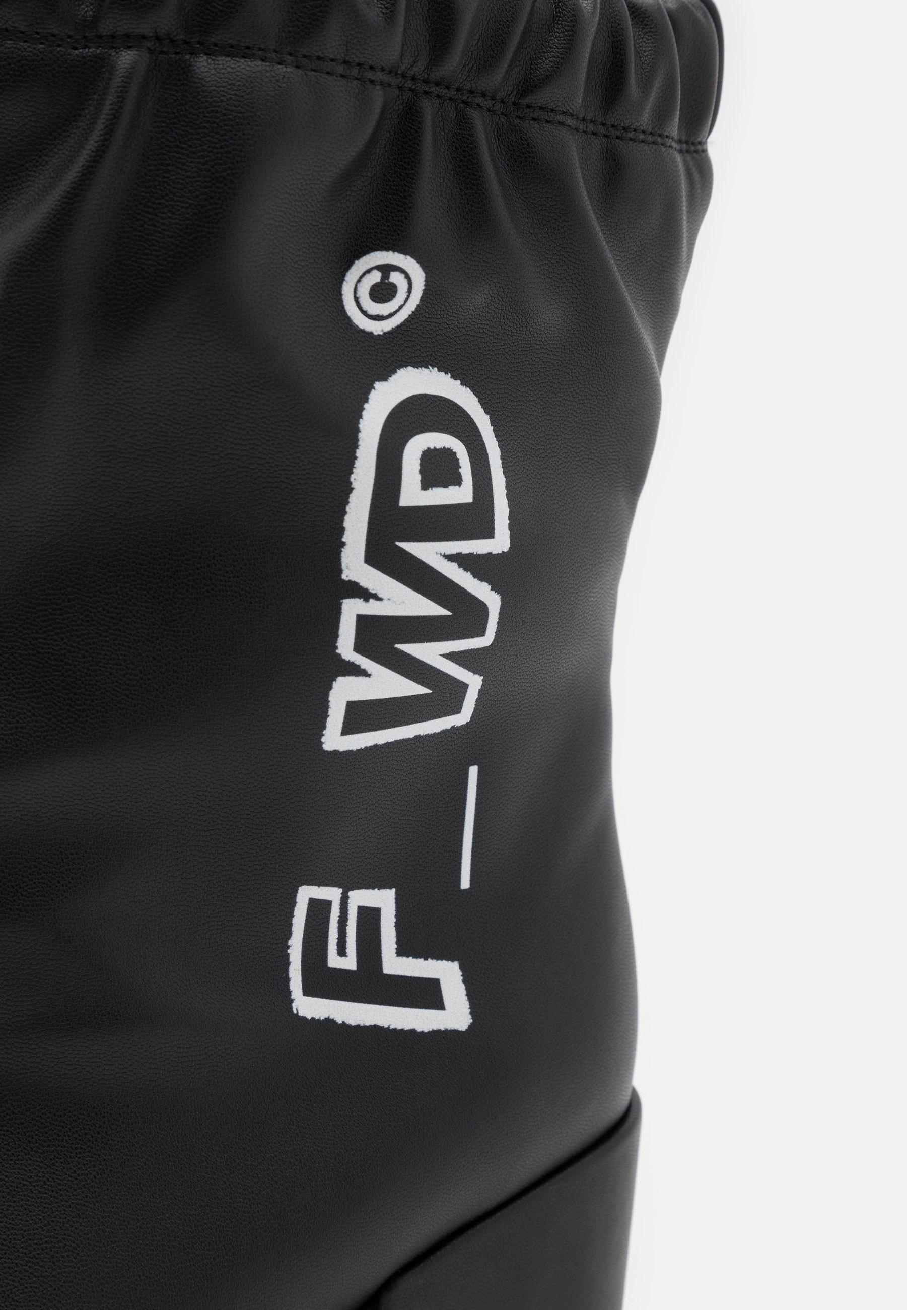 F_wd Støvletter - Black