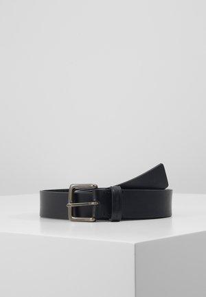 CLASSIC - Pásek - black