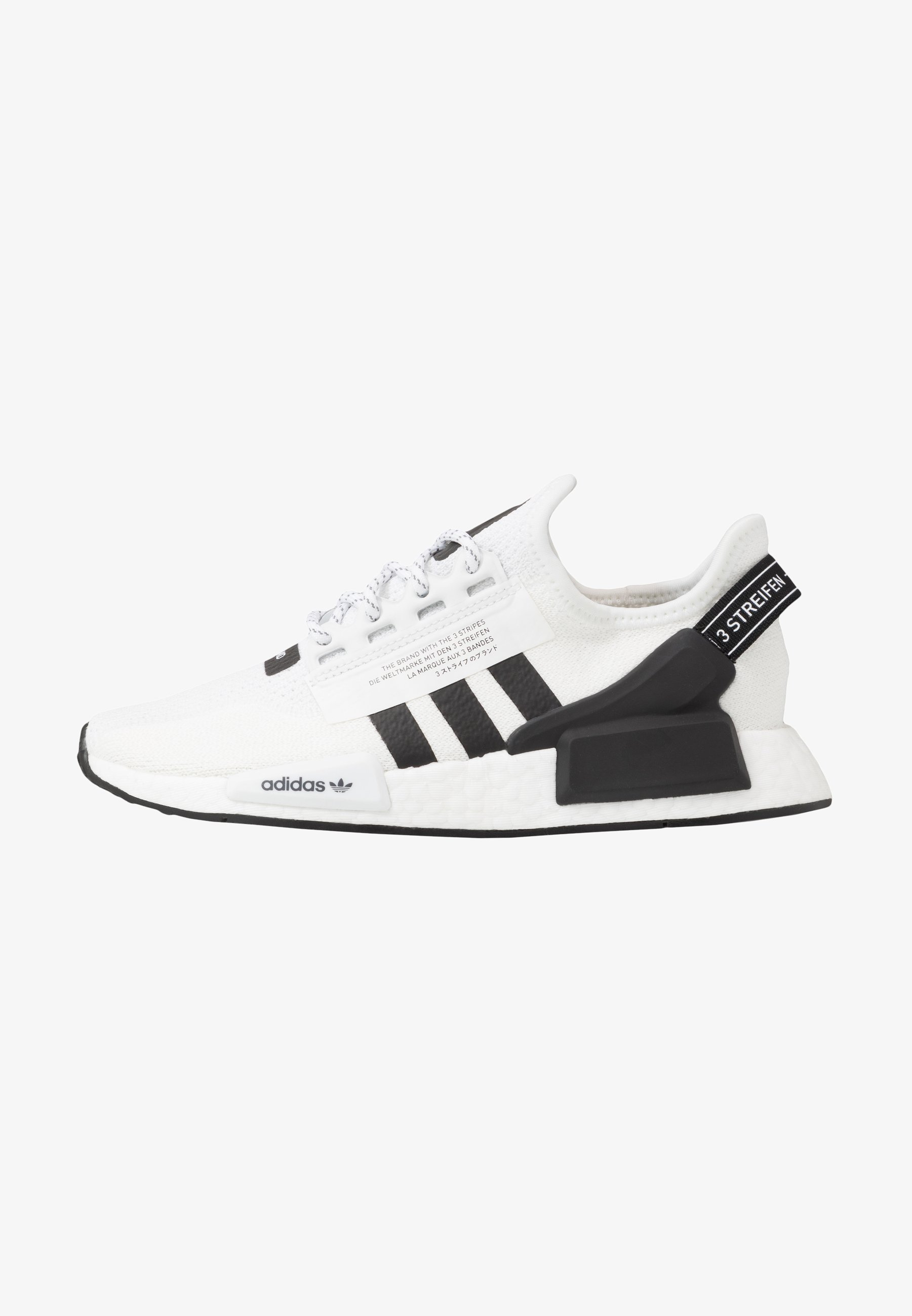Gracioso liberal monte Vesubio  adidas Originals NMD_R1.V2 - Zapatillas - footwear white/core black/blanco  - Zalando.es