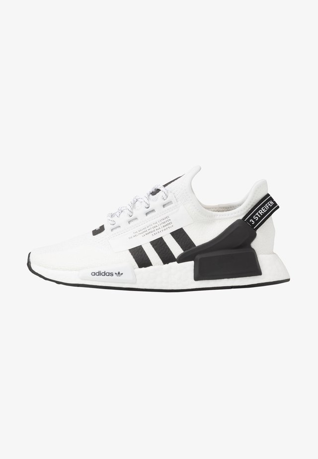 NMD_R1.V2 - Sneakersy niskie - footwear white/core black
