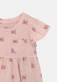 GAP - TODDLER GIRL SKATER MINI MOUSE - Jersey dress - light pink - 2