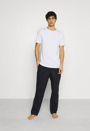 SOLID THOMAS TEE 2 PACK - Camiseta interior - brilliant white