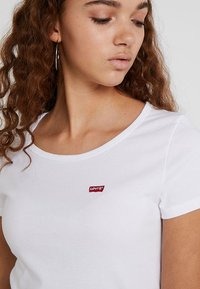 Levi's® - TEE 2 PACK - T-shirts - white - 3