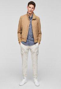s.Oliver - Light jacket - brown - 1