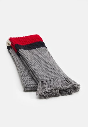 CORPORATE SCARF UNISEX - Šála - mid grey melange