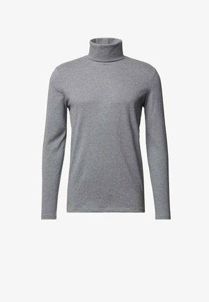 TEKNIT - Long sleeved top - silver