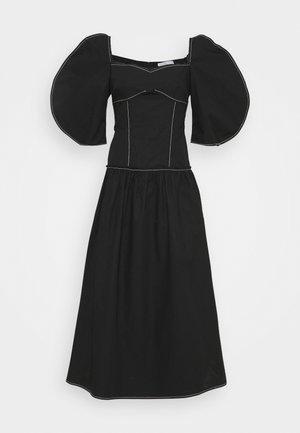 LOUISA DRESS - Robe d'été - black