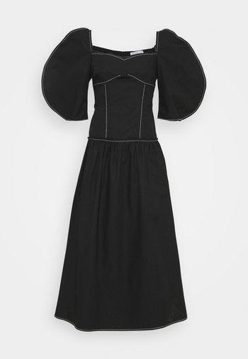 LOUISA DRESS - Vestido informal - black