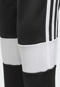 adidas Performance - STRIPES AEROREADY PRIMEBLUE JOGGERS - Verryttelyhousut - black - 3