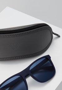 Emporio Armani - Sluneční brýle - matte blue - 2