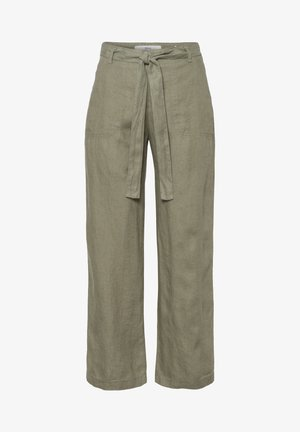 STYLE MAINE - Trousers - khaki