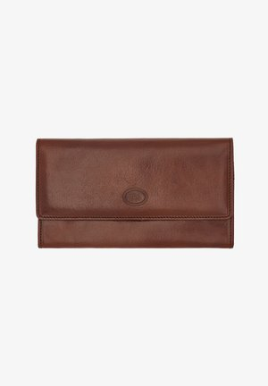 STORY DONNA - Wallet - marrone