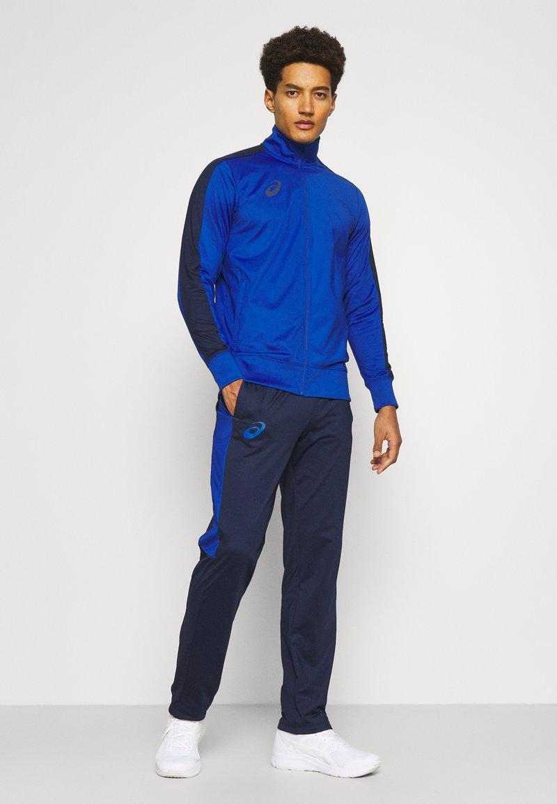 ASICS - MAN SUIT - Træningssæt - blue