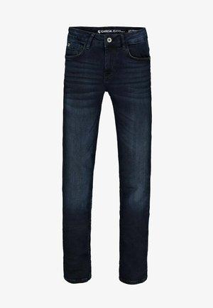 LAZLO - Straight leg jeans - dark used
