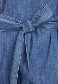 Finn Flare - Denim dress - blue - 6
