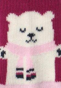 Tommy Hilfiger - BABY BEAR GIFTBOX 3 PACK - Ponožky - pink - 3