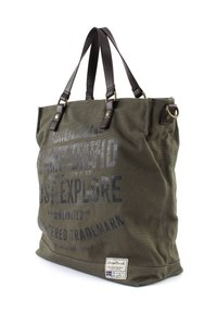 Camp David - YUKON  - Tote bag - khaki - 3
