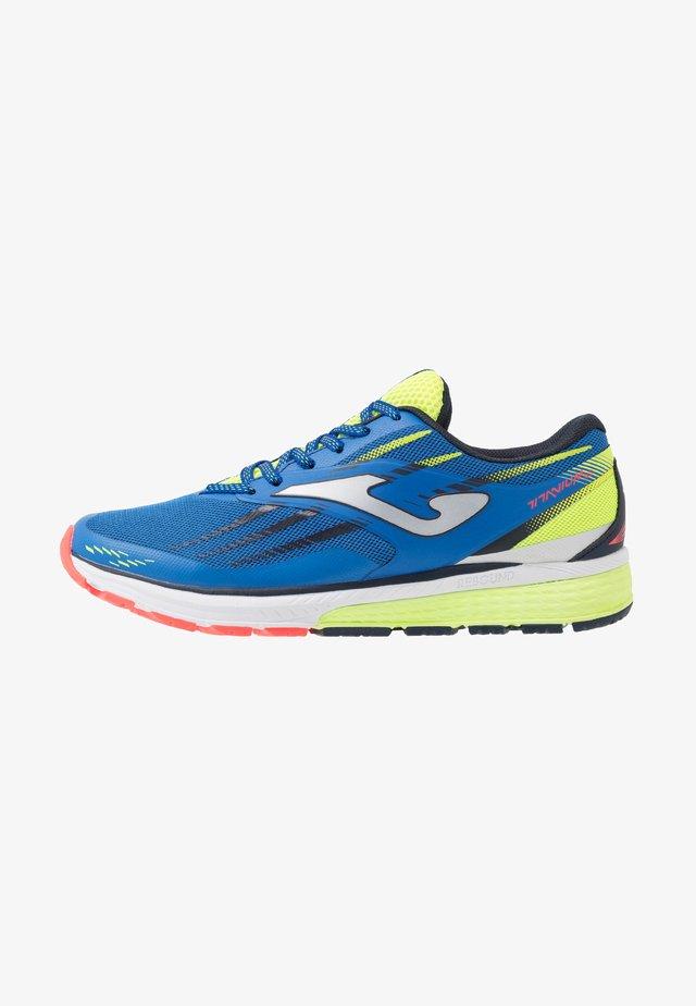 TITANIUM - Neutral running shoes - blue