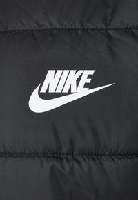 Nike Sportswear - CLASSIC - Winter coat - black/white - 8
