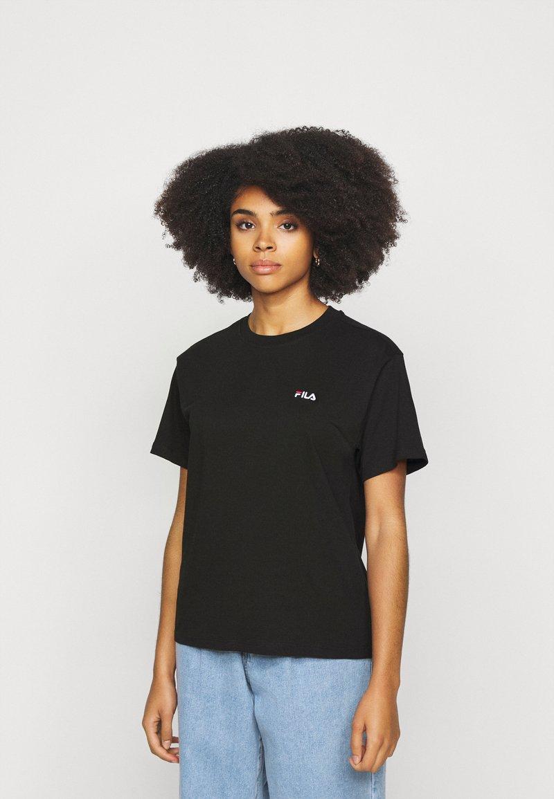 Fila Petite - EARA TEE - T-shirts - black
