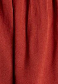 edc by Esprit - A-line skirt - terracotta - 10
