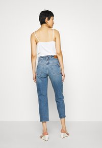 River Island - Straight leg jeans - blue denim