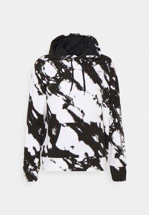 SPORT PRINT LOGO - Sweatshirt - black/white