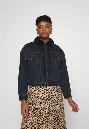 NEW HERITAGE  - Denim jacket - deep dark
