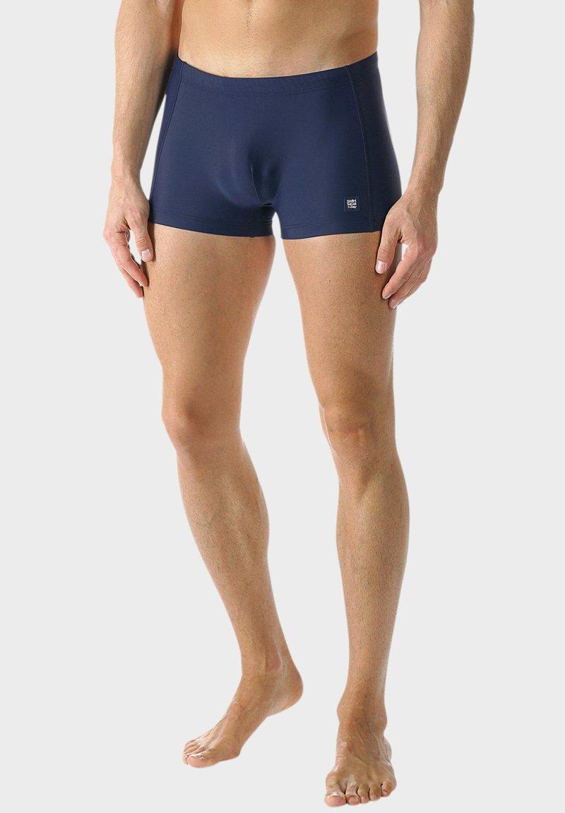 mey - SWIMWEAR - Swimming trunks - yacht blue