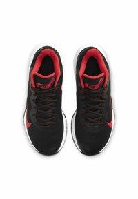 Nike Performance - RENEW ELEVATE - Basketball shoes - black/university red-white - 1