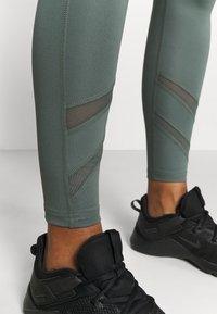 Even&Odd active - Leggings - green - 3