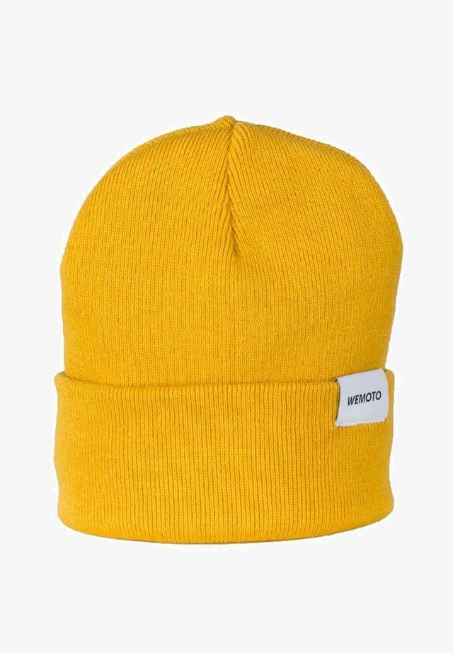 NORTH - Beanie - mustard
